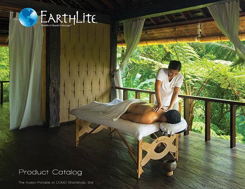 draagbare massagetafels Earthlite