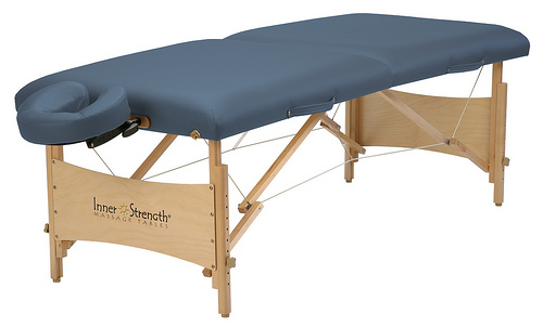 Inner Strength Integrity massagetafel